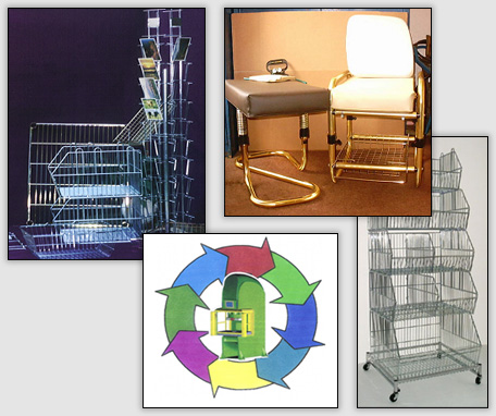 An example of our wire & fabricated products